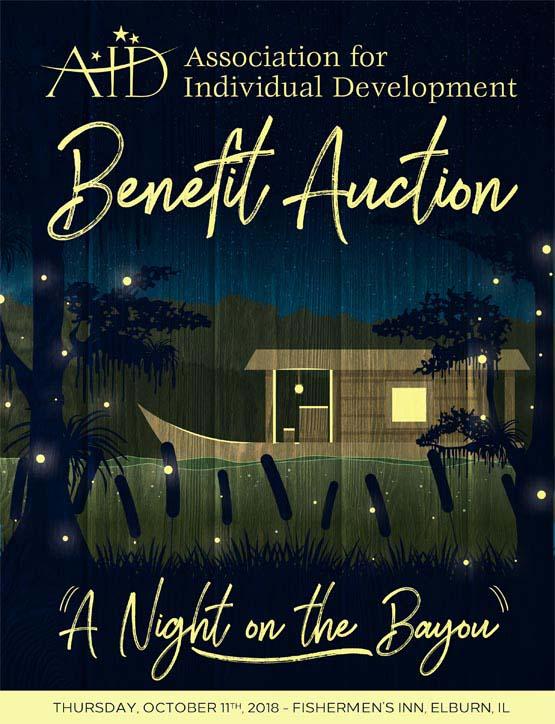 Benefit Auction Flyer 2018