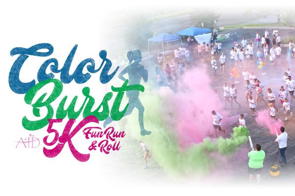 Color Burst Run