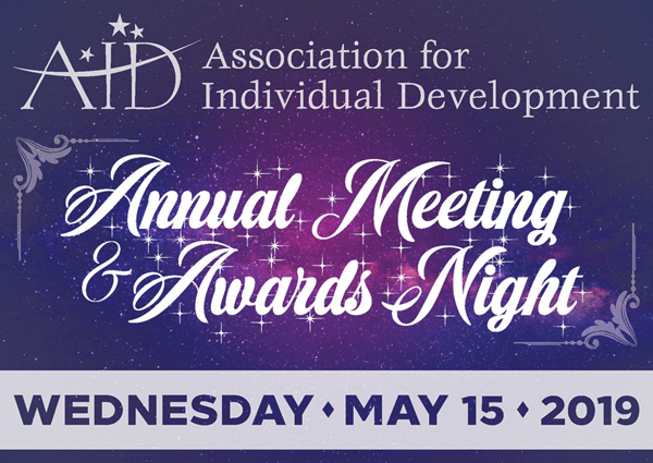 Annual Meeting & Awards night Flyer