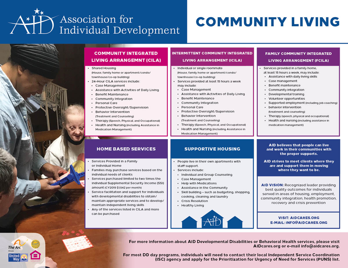 Community Living Services