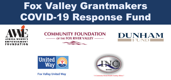 Fox Valley Grantmakers COVID-19 Response Fund