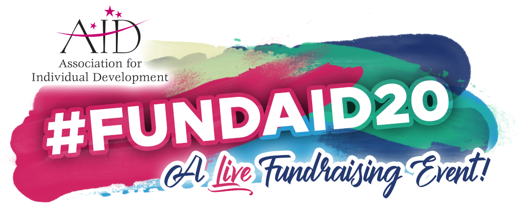 #FUNDAID20: A Live Fundraising Event!