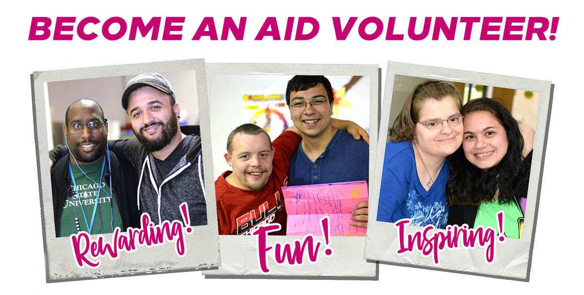 Volunteer at AID