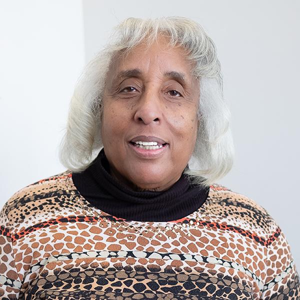 Wanda Thomas, Senior Vice President of Developmental Disabilities Services